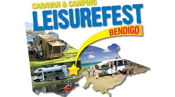 Bendigo Caravan & Camping Leisurefest 2014